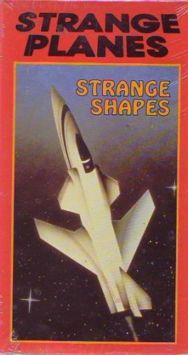9780945716341: Strange Planes: Strange Shapes
