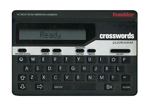 9780945731726: Franklin Crosswords Puzzle Solver ( CW-50 )