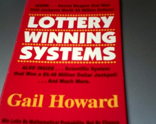 9780945760054: Lottery Winning Systems