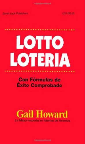 9780945760443: Lotto loteria: Con Formulas De Exito Comprobado