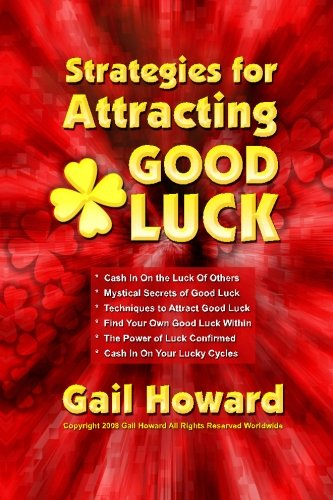 9780945760450: Strategies for Attracting Good Luck
