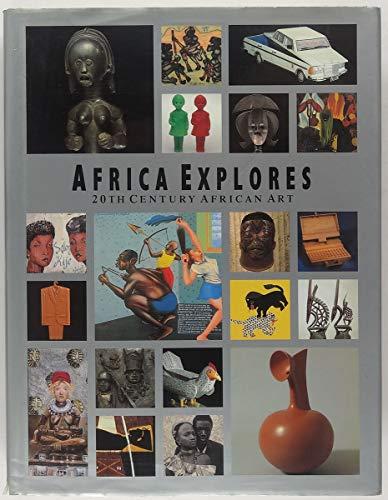9780945802099: Africa Explores: Twentieth Century African Art