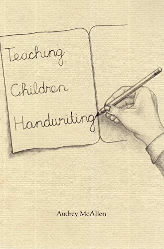 9780945803553: Teaching Children Handwriting