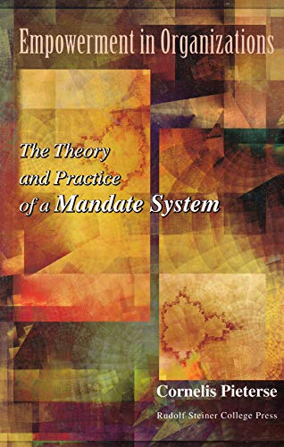 The Theory and Practice of a Mandate System: Cornelis Pieterse