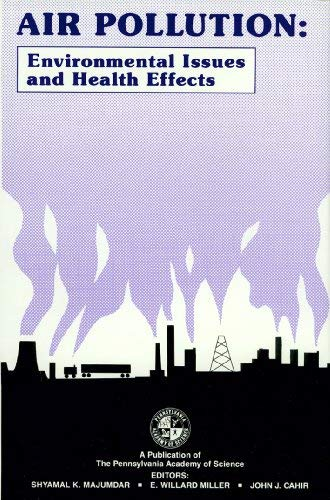 9780945809050: Air Pollution: Environmental Issues and Health Effects