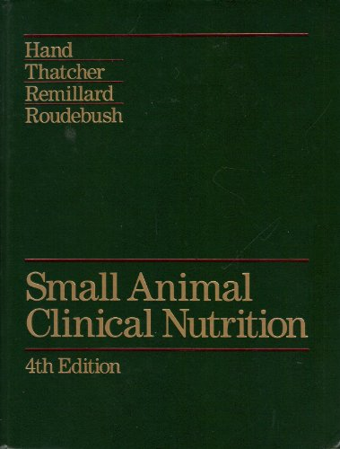 9780945837053: Small Animal Clinical Nutrition