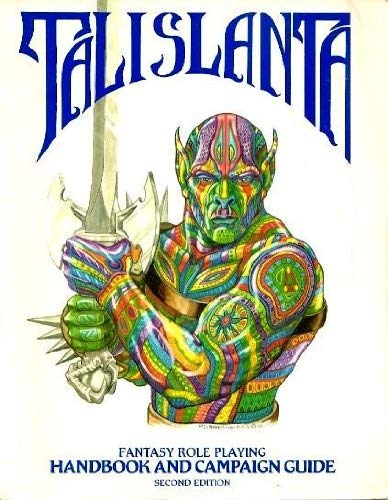 9780945849025: Talislanta Handbook and Campaign Guide