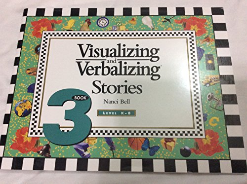 9780945856306: Visualizing and Verbalizing: Stories, Book 3, Level K-8