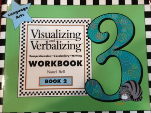 9780945856351: Visualizing and Verbalizing: Comprehension, Vocabulary, Writing: Workbook, Book 2 [Grade 3]