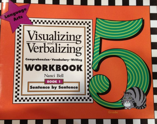 9780945856412: Visualizing and Verbalizing Workbook (Grade 5, Book 1 - Comprehension, Vocabulary, Writing)