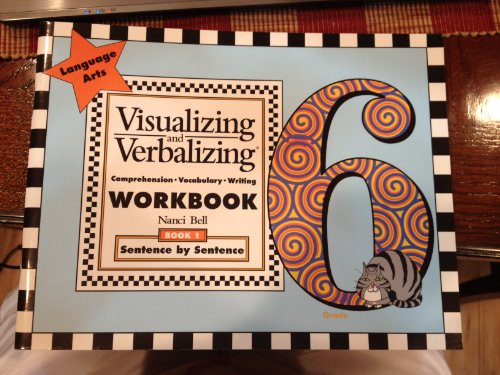 9780945856443: Visualizing and Verbalizing (Grade 6, Book 1 - Sentence by Sentence)