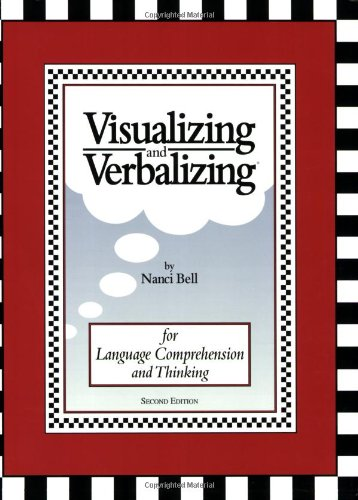 9780945856641: Visualizing and Verbalizing: For Language Comprehension and Thinking
