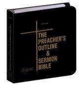 9780945863175: The Gospel According to Matthew (The Preacher's Outline & Sermon Bible, Volume 1)