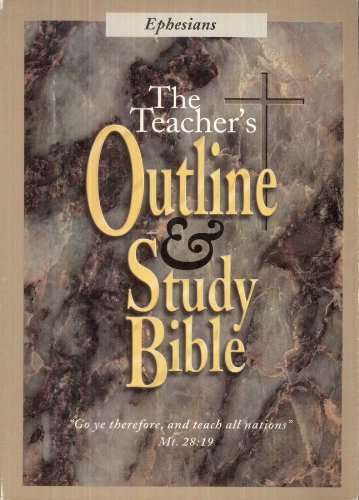 The Teacher's Outline & Study Bible: Colossians (King James Version)