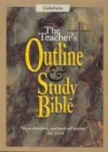 9780945863403: Galatians: The Teacher's Outline & Study Bible