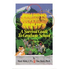 9780945872108: Jumping Through the Hoops: A Survival Guide to Graduate School