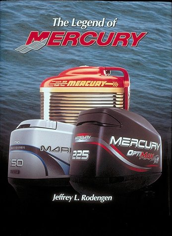 9780945903239: The Legend of Mercury Marine