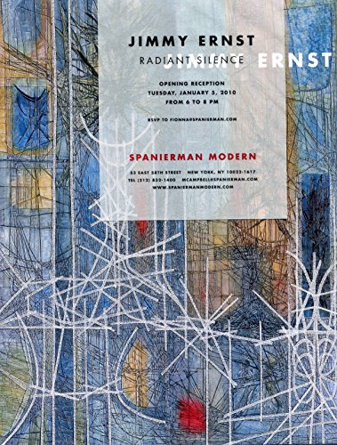 Jimmy Ernst: Radiant Silence (9780945936992) by Douglas Dreishpoon