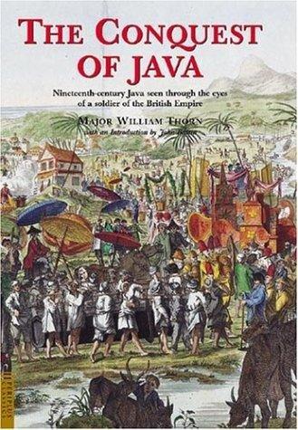 Conquest of Java: Thorn , William