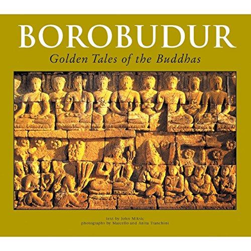 9780945971900: Borobudur: Golden Tales of the Buddhas (Periplus travel guides)
