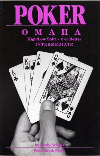 9780945983132: Poker Omaha Intermediate