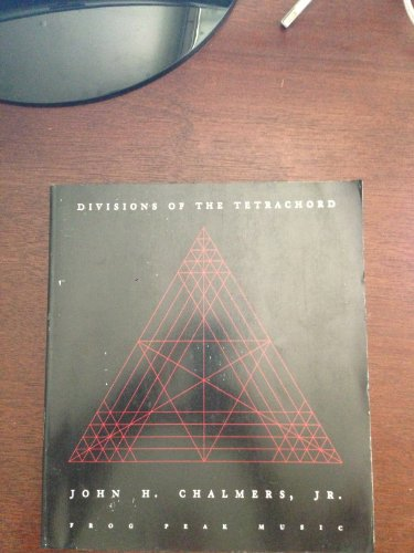 9780945996040: Divisions of the Tetrachord