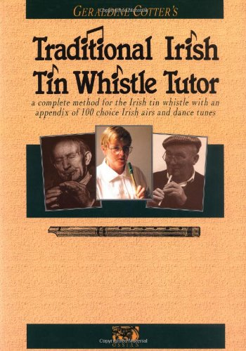 9780946005123: Traditional Irish Tin Whistle Tutor: Book Only (Penny & Tin Whistle)
