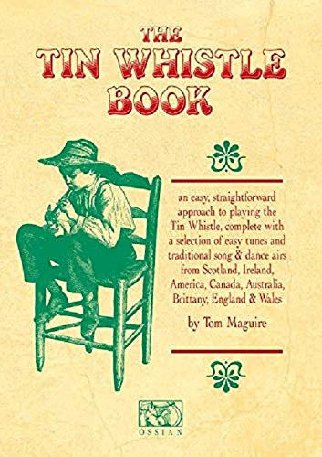 9780946005253: The Tin Whistle Book: Book Only Edition (Penny & Tin Whistle)