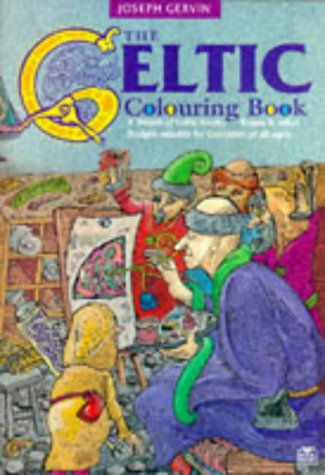 9780946005772: Celtic Coloring Book