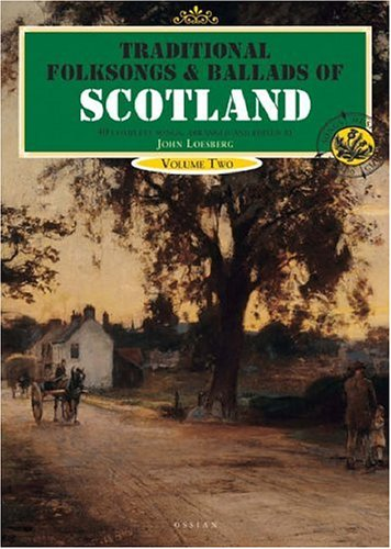 9780946005796: Traditional Folksongs & Ballads Of Scotland Vol. 2 (Vocal Songbooks)