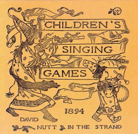 9780946014163: Children's Singing Games: Series 1