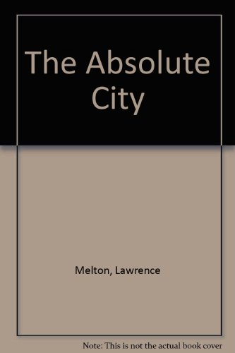 9780946041503: The Absolute City