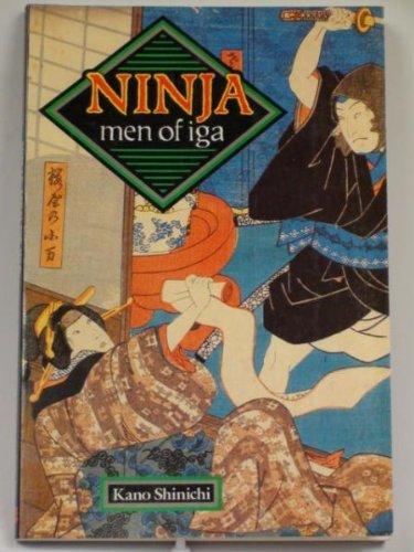 9780946062232: Ninja--Men of Iga