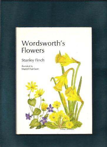 9780946091010: Wordsworth's Flowers