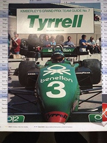 9780946132065: Grand Prix Team Guide: Tyrrell, to 1982 No. 7
