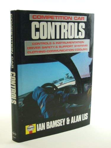 Competition Car Controls: Controls and Instrumentation, Driver: Bamsey, Ian, Lis,