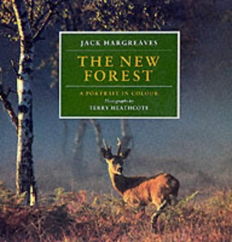 9780946159918: The New Forest: A Portrait in Colour