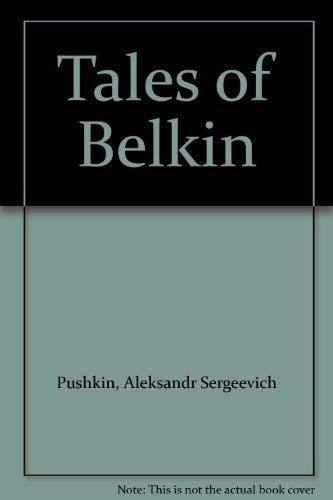 9780946162048: Tales of Belkin