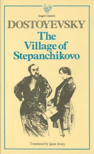 9780946162062: Village of Stepanchikovo, The