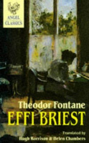 Effi Briest (Angel Classics): Theodor Fontane