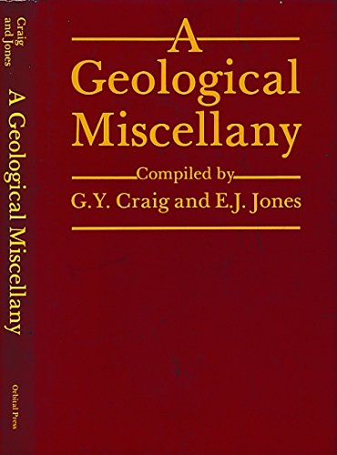 9780946193004: Geological Miscellany