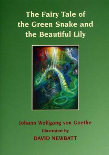 9780946206582: The Fairy Tale of the Green Snake and the Beautiful Lily