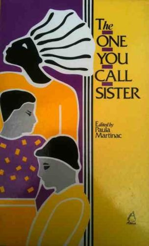 9780946211111: The One You Call Sister