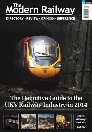 9780946219162: The Modern Railway 2014
