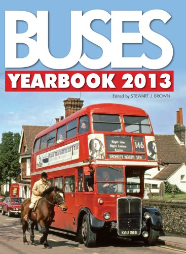 9780946219360: The Buses Yearbook 2013