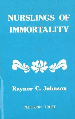 9780946259434: Nurslings of Immortality