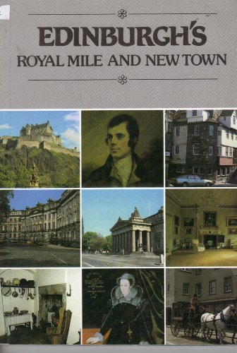 Edinburgh's Royal Mile and New Town: Kenneth Laird