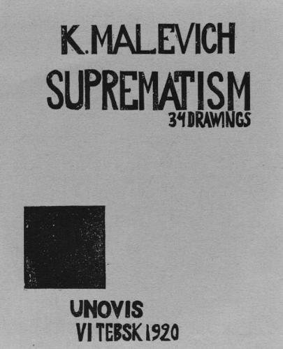 9780946311033: Kazimir Malevich: Suprematism: 34 Drawings (1920)