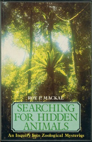 9780946313051: Searching for hidden animals
