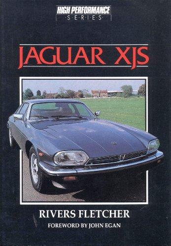 9780946313457: Jaguar XJS